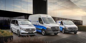 Furgoneta eléctrica Mercedes Benz: modelos, características y precios