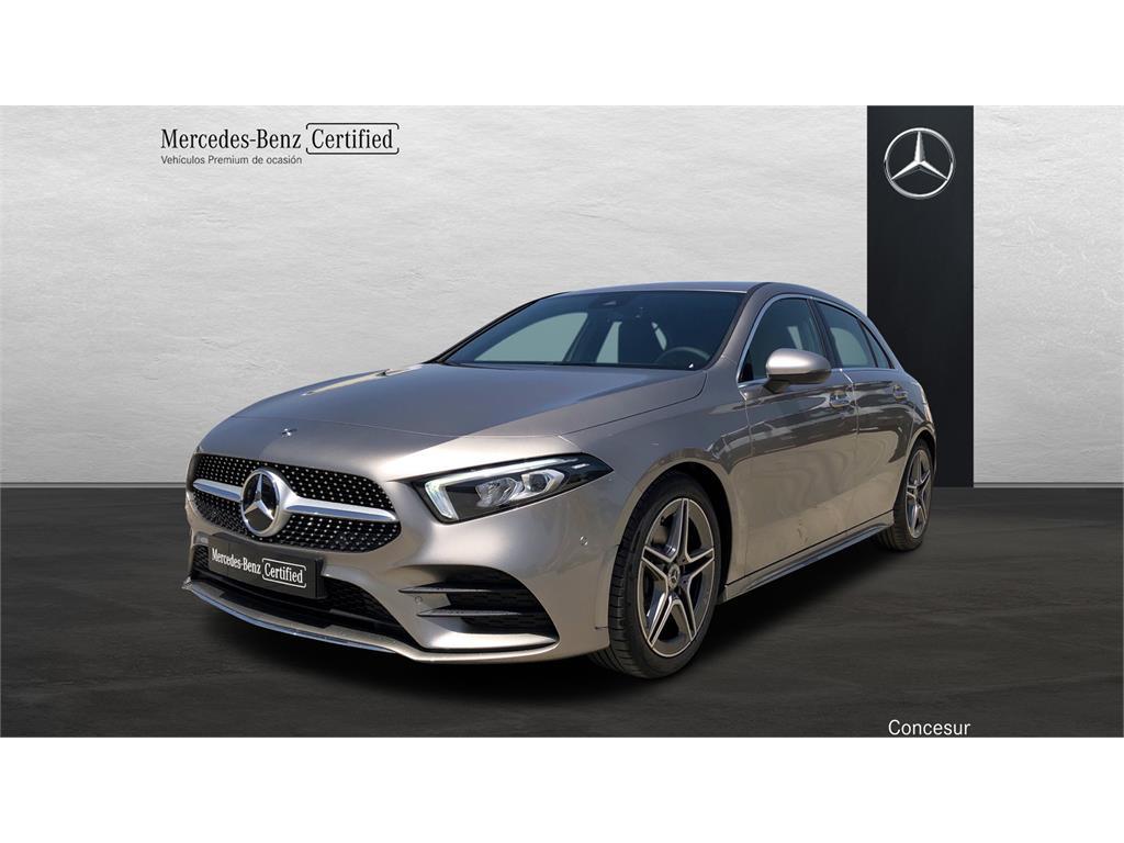 Mercedes-benz clase a a 180 d