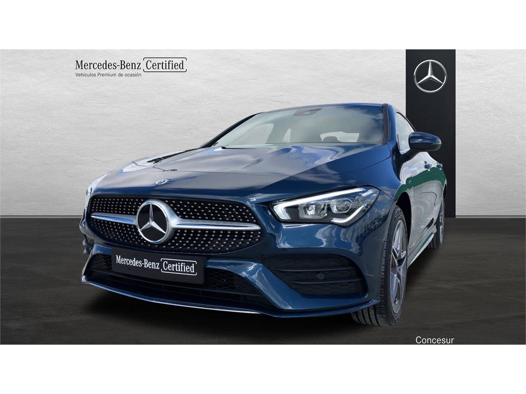 Mercedes-benz clase cla cla 250 e