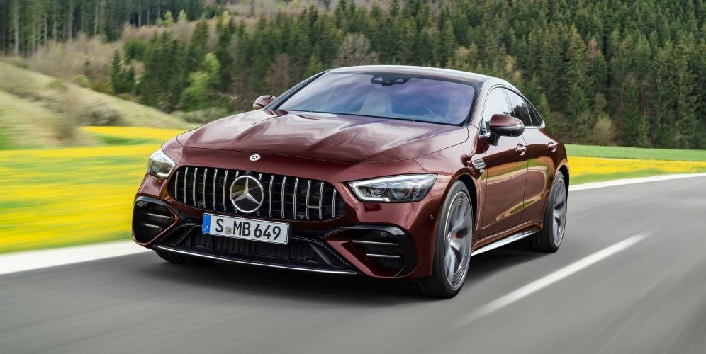 Nuevo Mercedes AMG GT 4 puertas 2021: lujo y prestaciones