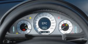 EPC en el coche, ¿qué significa?