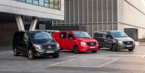 Nueva Mercedes Vito 2021: cambios, nuevos motores y precios