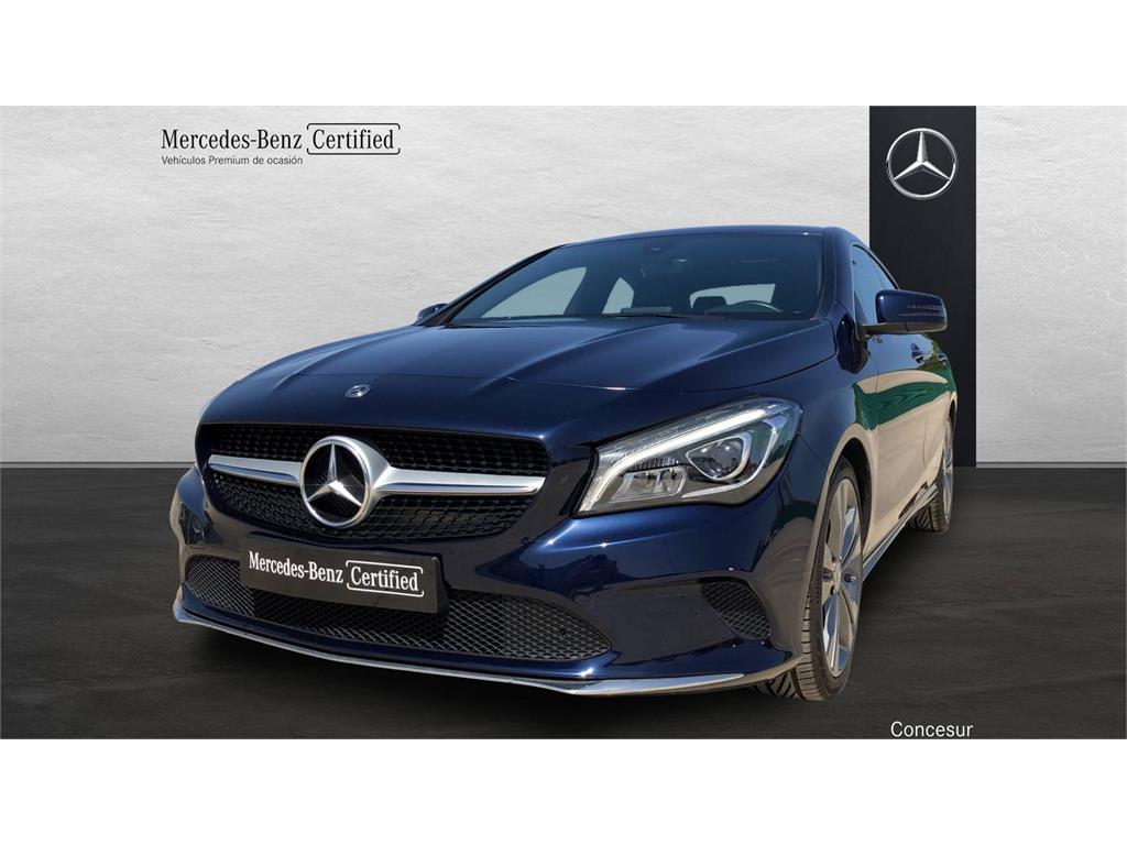 Mercedes-benz clase cla cla 180 d