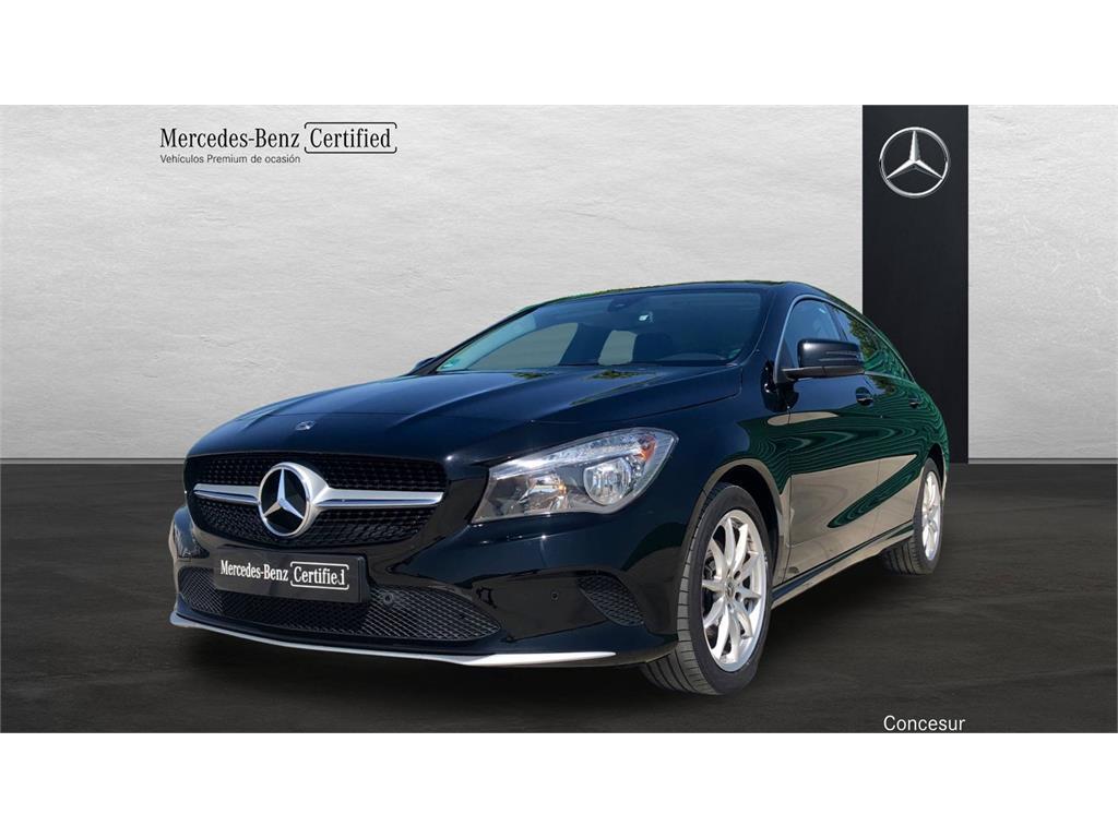 Mercedes-benz clase cla cla 220 d shooting brake