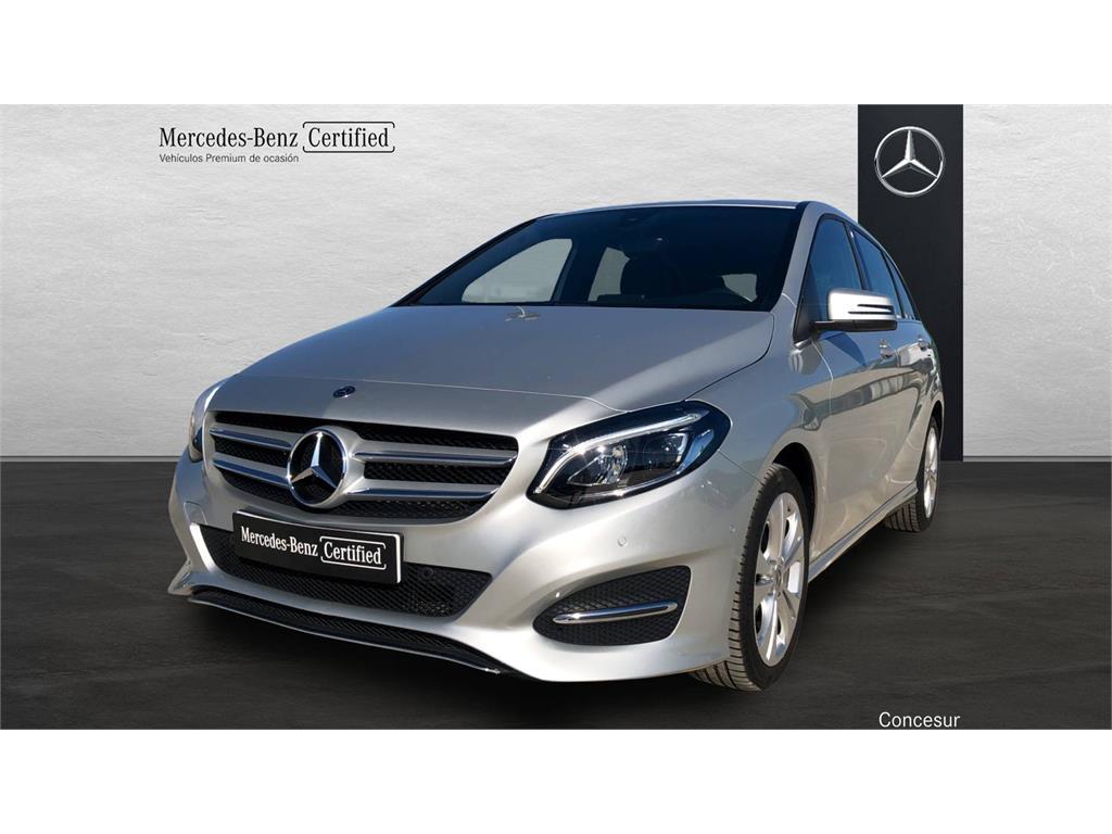Mercedes-benz clase b b 180 d