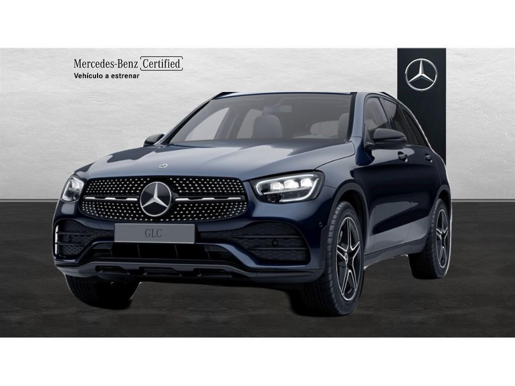 Mercedes-benz clase glc glc 300 de 4matic