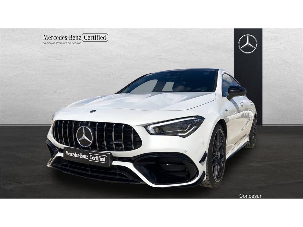 Mercedes-benz clase cla cla mercedes-amg 45 4matic+ shooting bra