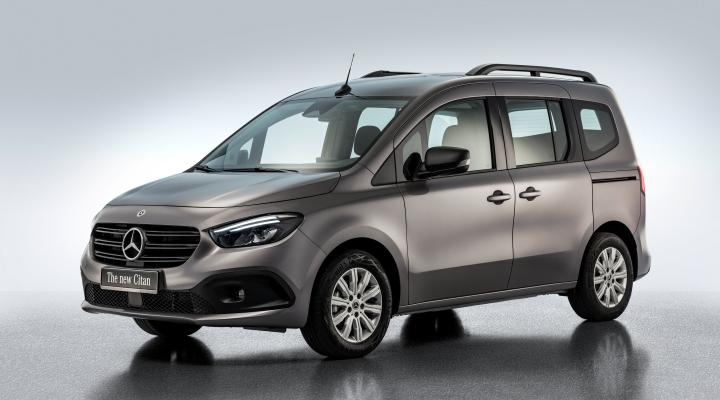 Mercedes Citan Camper 2022