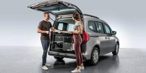 Nueva Mercedes Citan Camper 2022, aventura en formato compacto