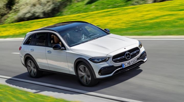 Mercedes Clase C All-Terrain 2022