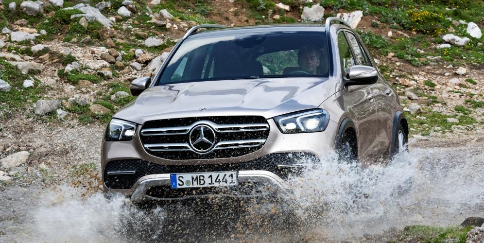 Gama Mercedes SUV: modelos, características y precios