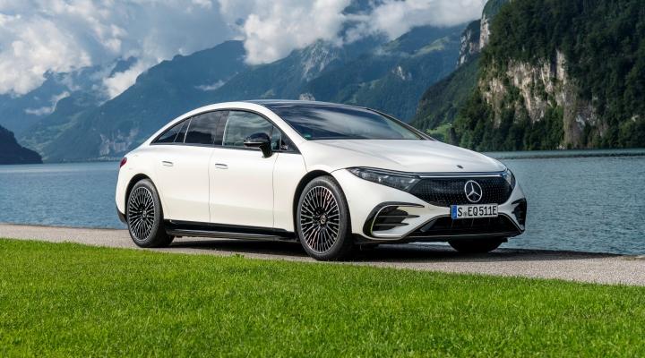 autonomia coches electricos mercedes