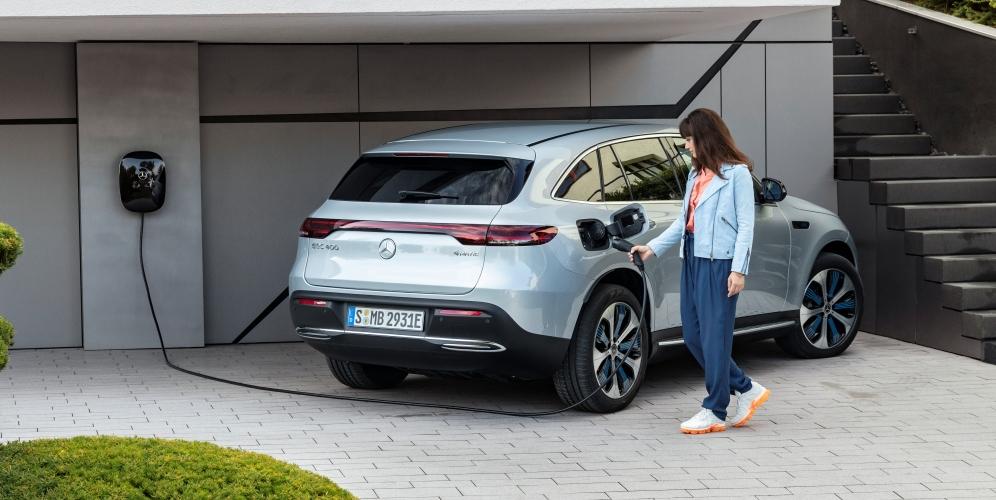 Coches eléctricos de Mercedes 2021: autonomía y precios