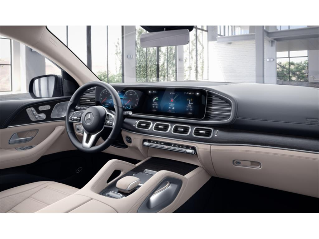 Mercedes-benz clase gle coupé gle 300 d 4matic