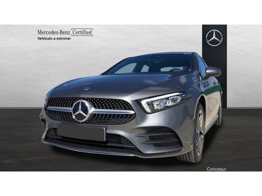 Mercedes-benz clase a sedán a 250 e