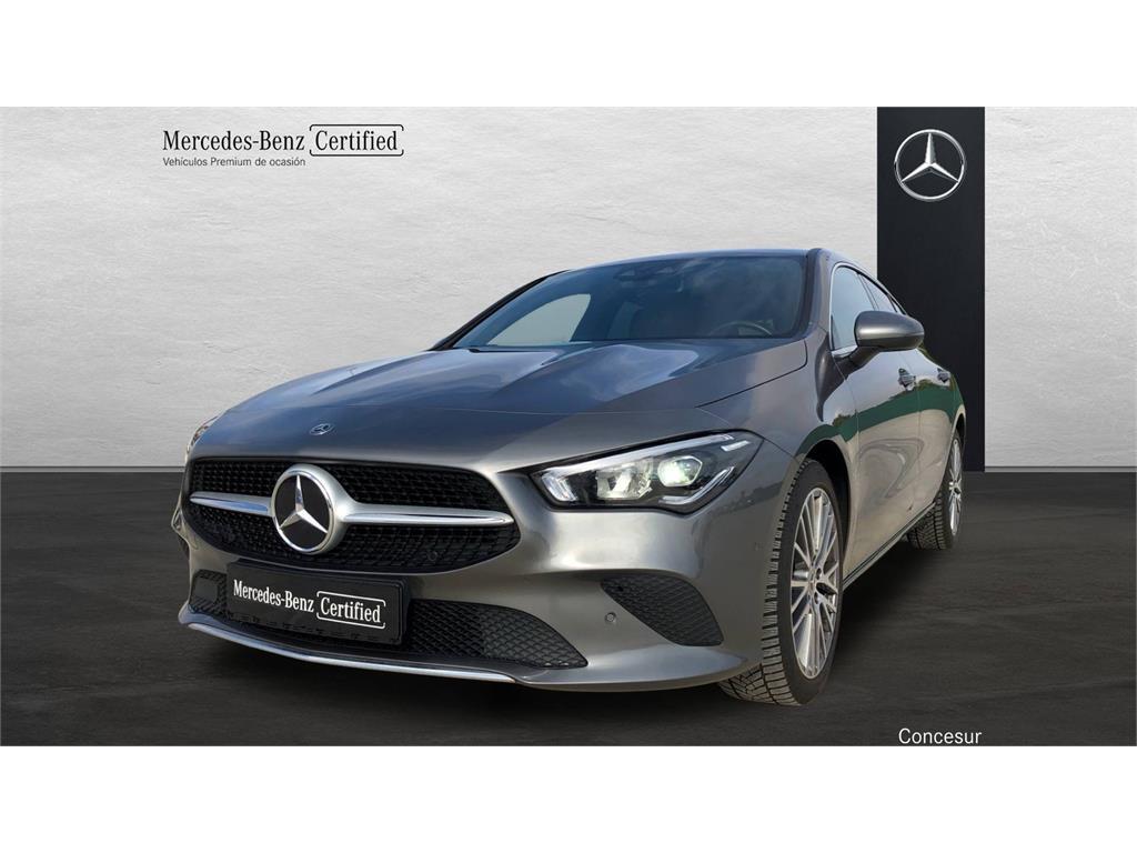 Mercedes-benz clase cla cla 200 d dct shooting brake