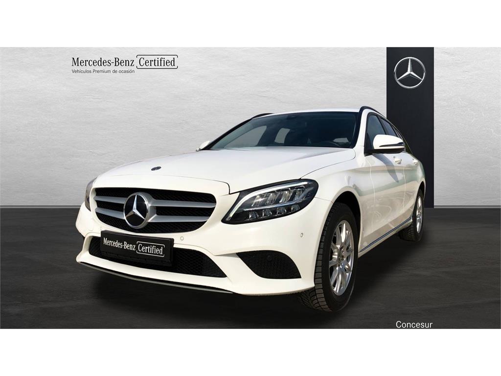 Mercedes-benz clase c c 180 d estate