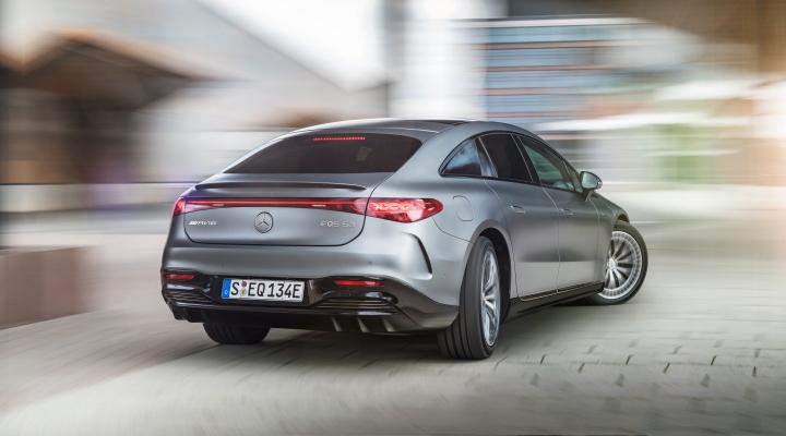 Mercedes-AMG EQS 53 4MATIC+