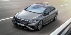 Mercedes-AMG EQS 53 4MATIC+: cero emisiones, máximas prestaciones