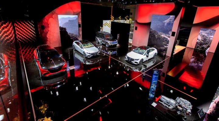 Mercedes Benz IAA MOBILITY 2021
