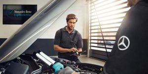 Mercedes Express Service, ¿en qué consiste el servicio de mantenimiento rápido?