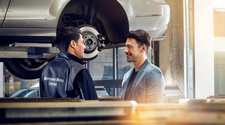 Mercedes Express Service