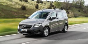 Mercedes Citan 2022: precio, características y equipamiento
