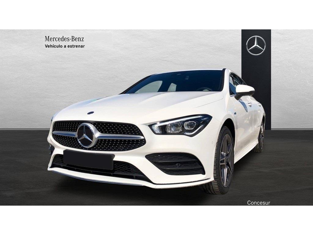 Mercedes-benz clase cla cla 250 e shooting brake