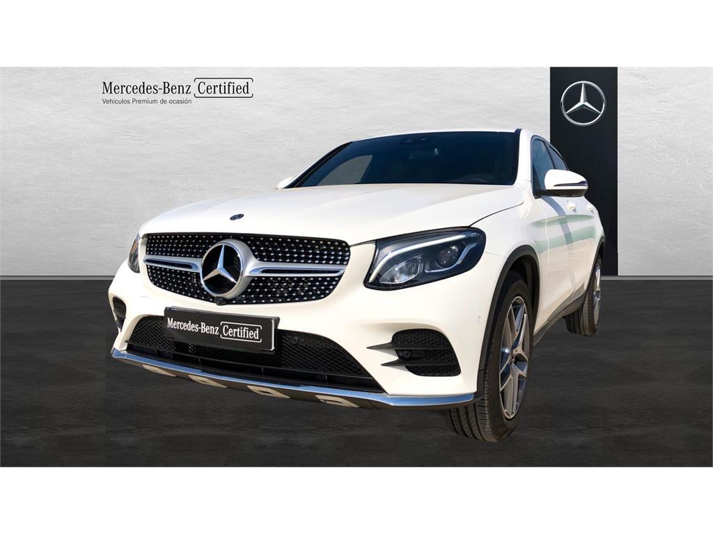 Mercedes-benz glc coupé glc 250 4matic