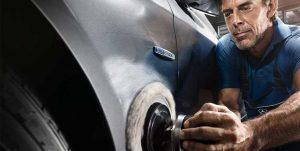 Reparar la carrocería de tu Mercedes con el seguro ahora tiene descuento