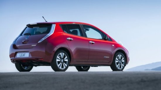 Nissan-Leaf 2014 800x600 wallpaper 2f